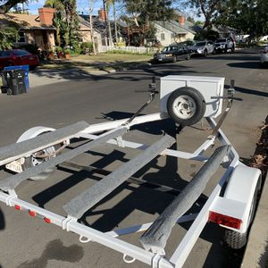 Double Jet-Ski Trailer for Sale in Los Angeles, CA