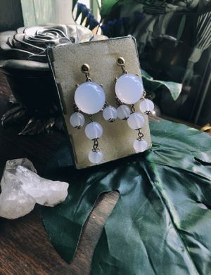 Moonstone Earrings for Sale in Houston, TX