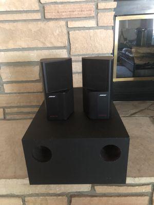 Bose 2.1 speakers for Sale in Phoenix, AZ
