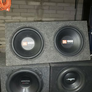 Jlb 12 Inch Speakers for Sale in Glendale, AZ