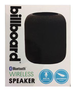 Billboard wireless Speaker BB1846, Bluetooth for Sale in Miami, FL