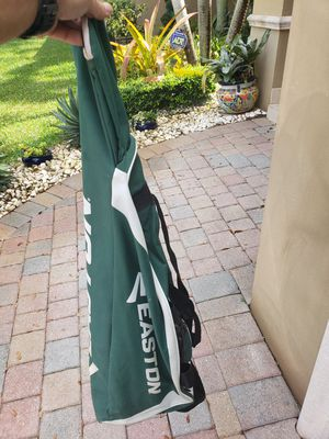 Easton baseball bat bag for youth players for Sale in Miami, FL