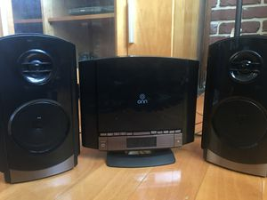 Onn Compact STEREO SYSTEM (CD player with FM/AM Radio) for Sale in Edison, NJ