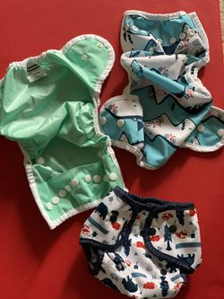 Thirsties Cloth Diaper Covers for Sale in Palo Alto,  CA