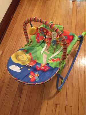 Baby swing seat from Fisher Price for Sale in Detroit, MI