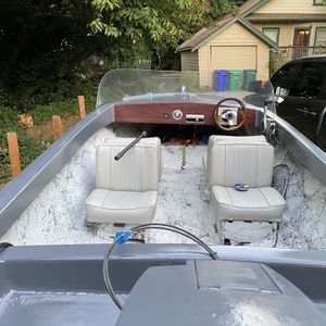 Elgin Runabout Boat - Fishing Boat for Sale in West Linn, OR