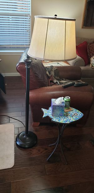 Floor Lamp With Bulb for Sale in Frisco, TX