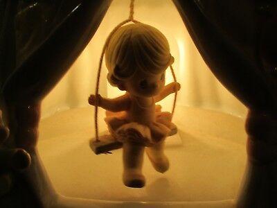 Night Light NWT Precious Moments Boy Girl