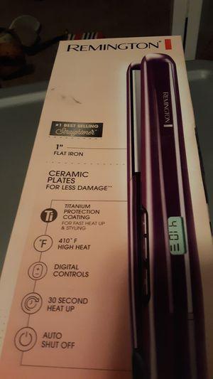 Remington hair straightener BNIB for Sale in Fitzgerald, GA