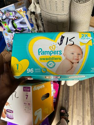 Pampers for Sale in Riverview, FL