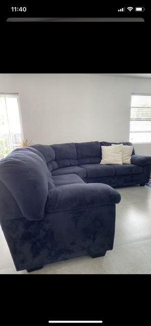 Sectional Couch for Sale in Princeton, FL