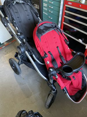 Baby Jogger City Select Double Stroller for Sale in Daly City, CA