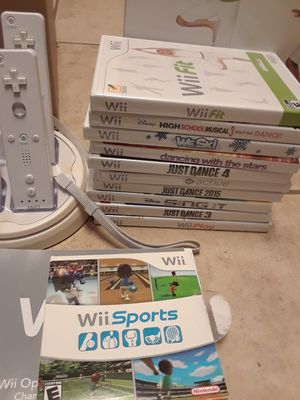 Wii for Sale in Tampa, FL