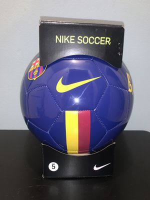 Barcelona Nike soccer ball for Sale in Los Angeles, CA