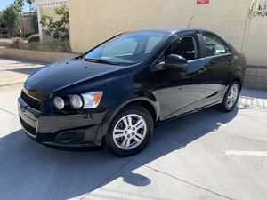 2016 Chevy Sonic for Sale in Las Vegas, NV