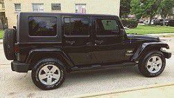 2007 Jeep Wrangler Unlimited 4 door 4 wheel drive for Sale in Las Vegas, NV