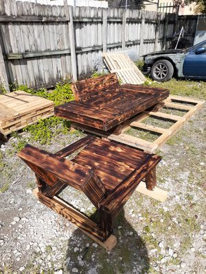 Outdoor furniture for Sale in Hialeah, FL