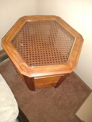 End table for Sale in Minot, ND