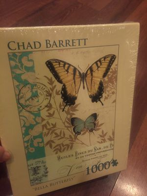New butterfly puzzle - 1000 pieces for Sale in Buckeye, AZ
