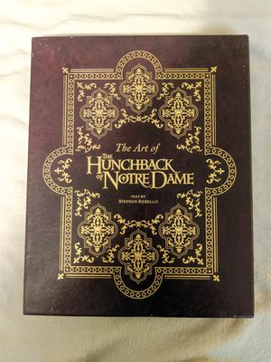 COLLECTORS - The Art of The Hunchback of Notre Dame for Sale in Pittsburgh, PA