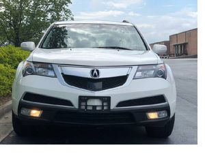 Great Looking Acura MDX 2O11 AWDWheelss Excellent for Sale in Beaumont, TX
