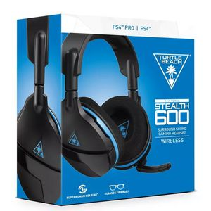 TURTLE BEACH STEALTH 600 Wireless Surround Sound Gaming Headset for PlayStation4 Pro and PlayStation4 for Sale in Mountlake Terrace, WA