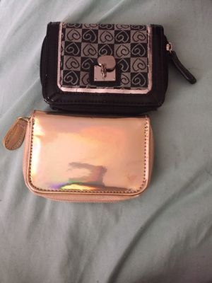 Two wallets for Sale in Manassas, VA
