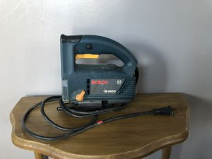 Bosch B4100 Jigsaw Top Handle WORKS GREAT! for Sale in Plainfield, IL