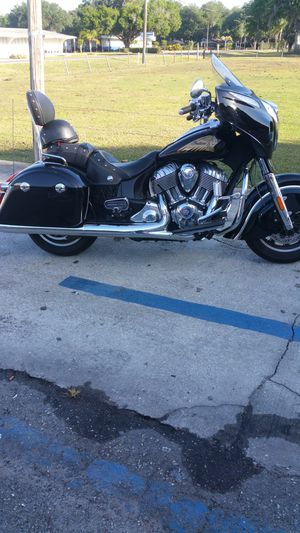 Indian Chieftain 2015 motorcycle for Sale in Plant City, FL