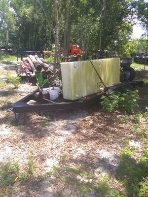 Camper septic transfer tank . for Sale in Lake Worth, FL
