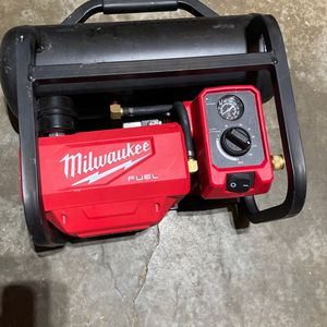 Milwaukee Air Compressor for Sale in Fox Island, WA