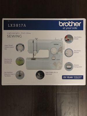 Sewing machine Brand new never opened for Sale in Walnut, CA