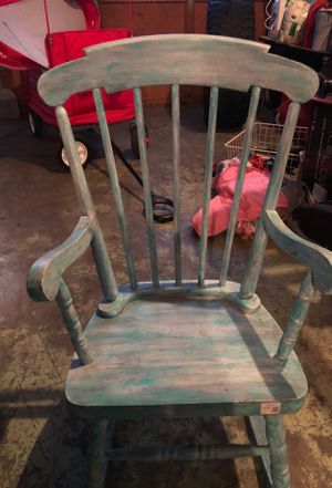 Kids rocking chair for Sale in Portland, OR
