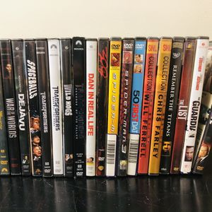 (20) DVD Movies Assortment for Sale in West Palm Beach, FL