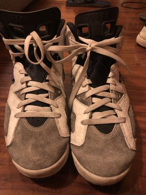Retro 6 Air Jordan's size 9 in Men's. for Sale in Glendale, CA