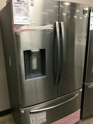 NEW Samsung XL Capacity French Door Refrigerator DISCOUNTED🤩 for Sale in Gilbert, AZ