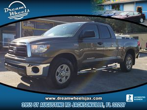 2011 Toyota Tundra 4WD Truck for Sale in Jacksonville, FL
