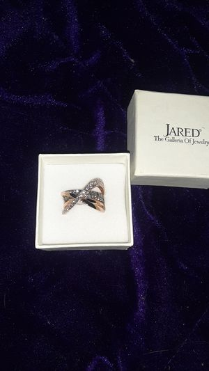 Have paperwork!! Brand new from Jared's the Gladiator diamond ring for Sale in Toledo, OH