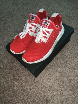 Size 12 Adidas NMD R1 for Sale in Taylor, MI