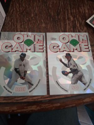 Ortiz and martinez own the game inserts for Sale in Wichita, KS