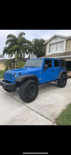 Jeep Wrangler Unlimited Sport 2012 for Sale in VLG WELLINGTN, FL