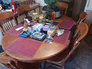 Dinning Room table with chairs for Sale in Bastrop, LA