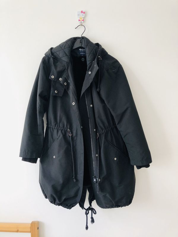 Madewell 2 in 1 Field Furlined Military Jacket size S