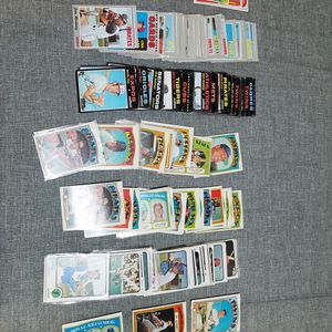 1968-1973 Topps baseball Card Lot For Greg In Maryland Bv $454 for Sale in Albuquerque, NM
