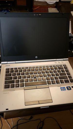 Hp elitebook 8460p laptop for Sale in Marysville, WA