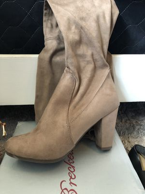 Thigh high boots for Sale in Everett, WA