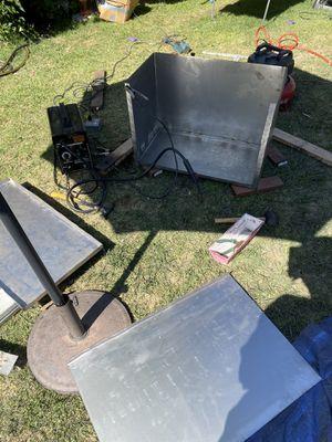 Jet ski trailer paint job restoration for Sale in Los Angeles, CA