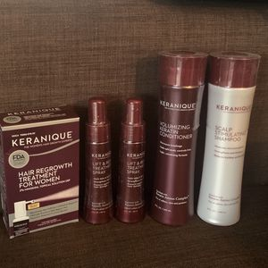 Keranique Hair Regrowth Kit for Sale in Lakewood, CA
