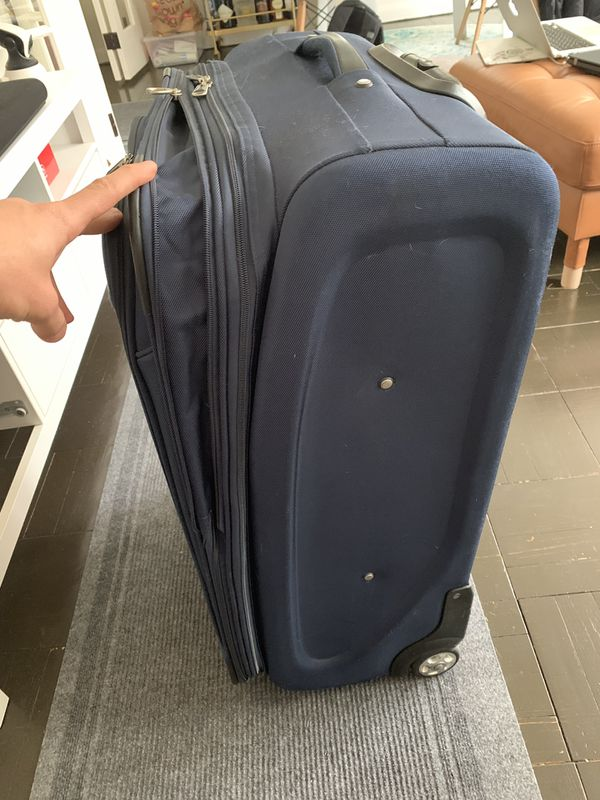 Samsonite luggage retails new for $160