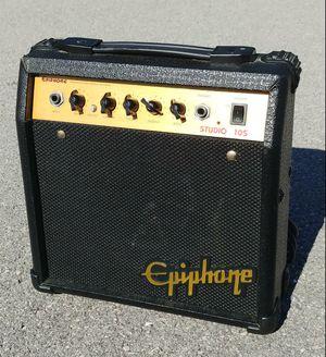 Epiphone Studio 10S 10 Watt Electric Guitar Amp Excellent Beginners Practice Amp for Sale in Deerfield Beach, FL
